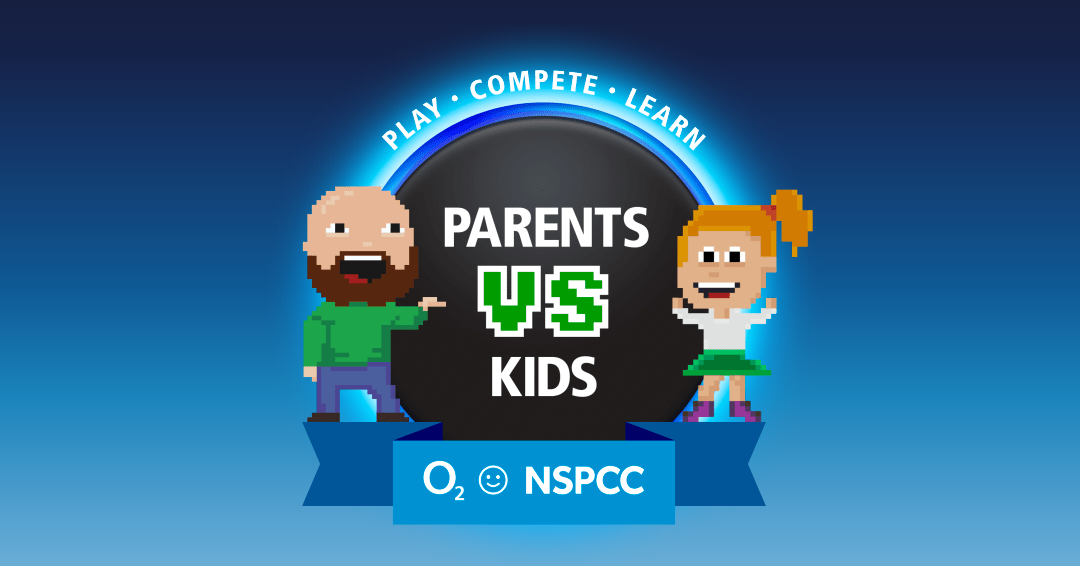 Parents vs Kids Game