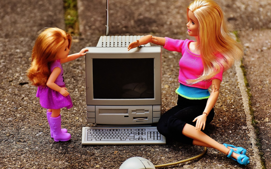 Talking to your child about staying safe online